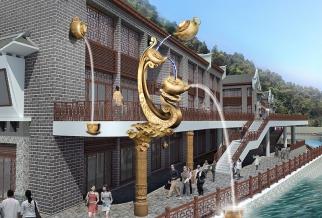 湖南瑶溪谷国际旅游度假区