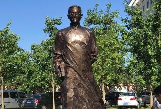 校园名人雕像-《陶行知》